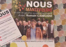 """Mantes-la-Ville: Romain Carbonne, un citoyen contre le <span class=""""caps"""">RN</span>"""