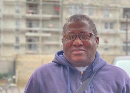 Luis da Silva, arrivé en France à54 ans pour aider sa famille