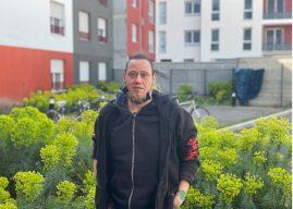 Franck, àla rue pendant 11 ans, reprend pied àTrappes